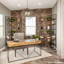 zen office decor. An Industrial Home Office With Ample Style And Storage. Tip: Plants Not Only Add Zen Decor L