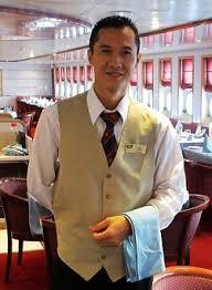 Cruise Ship Jobs - Head Waiter - Chef De Rang