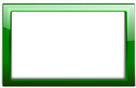 Clipart Green Frame