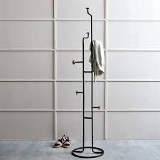 Branch Free Standing Coat Rack From West Elm Amazing West Elm Coat Rack Stylish Mid Century Entryway Bench West Elm Mid