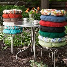 incredible round patio cushions c coast classic in round round outdoor chair cushions australia round patio