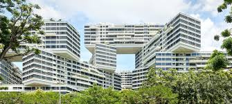 Cool real architecture buildings Architectural The Interlace Design Insights Archdaily Innovative Ways To Cool Buildings And People Urban Hub