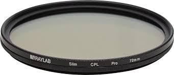 <b>Фильтр</b> поляризационный <b>RayLab CPL Slim</b> Pro 72mm недорого ...