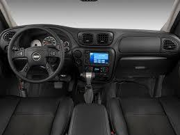 2007 Chevrolet Trailblazer Cockpit Interior Photo | Automotive.com