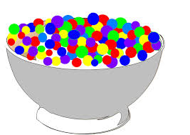 bowl of cereal clipart. Modren Clipart Bowl Of Colorful Cereal Clip Art For Clipart R