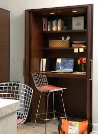 traditional computer desk hutch home office contemporary with built in m4 office