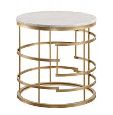 homelegance brassica round end table