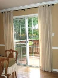 sliding patio door curtain ideas curtain for sliding door sliding patio sliding patio door window treatments