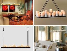 flameless candle chandeliers with regard to within chandelier design 11