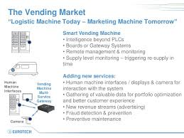 Vending Machine Management Delectable How M48M IoT Architecture Changes The Vending Market And Scales For