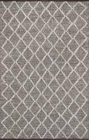 nuloom flatweave wool flat woven diamond trellis rug