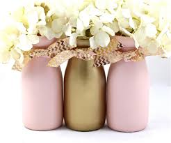 Gold Birthday Decorations Pink And Gold Baby Shower Centerpiece Pink And Gold First