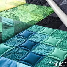 Longarm Quilting Designs Free Great Quilting Pattern On Quilt Top Made With Large Squares