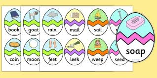 word easter egg phase 3 cvc words easter egg matching activity phase 3 phase