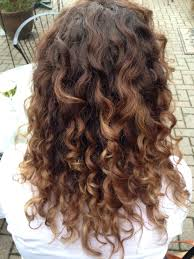 Second Day Curly Hairstyles Naturally Curly Hair Carmel Ombrc By The Best In The Business