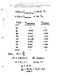 Depriester Chart Calculator Use The Depriester Chart To Generate The Temperature