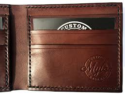 bespoke custom leather goods to last a lifetime