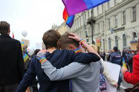 Gays in the cities of Russia