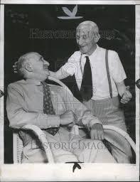 1941 Press Photo Joe Weber Lewis Fields comedy team | Historic Images