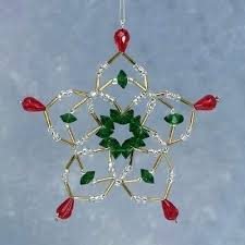 Beaded Christmas Ornaments Patterns New Beaded Christmas Ornaments Patterns Interior Design