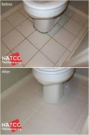 caulk cleaner cleaning and urine stained grout and caulk around a toilet homemade caulk cleaner