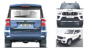 Mahindra Scorpio Design Upcoming 2020 Mahindra Scorpio Front Side Rear Design