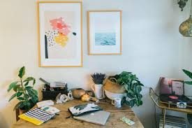 decorating your office. Floral Designer Annie Armstrong Of Best Day Ever Is Here To Give You 5 Easy Tips For Refreshing Your Desk That Are Guaranteed Brighten And Decorating Office I