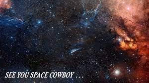 See you space Cowboy , Cowboy bebop 4k ...