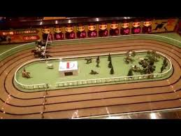 Wooden Horse Race Game Pattern Sigma Derby Game The D Las Vegas YouTube 59