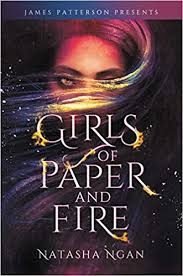 Image result for girls of paper and fire