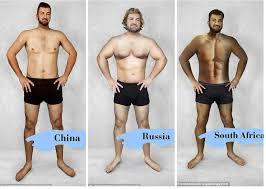 para alcanzar su ideal de belleza los chinos necesitarían un par de zancos