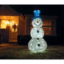 pop up snowman outdoor decoration novelty decorations decorations gmv trade
