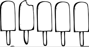popsicle clipart black and white. Delighful Black Download This Image As To Popsicle Clipart Black And White F