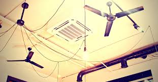 the big benefits of combining air conditioning and ceiling fans