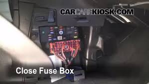 interior fuse box location chevrolet hhr  interior fuse box location 2006 2011 chevrolet hhr 2007 chevrolet hhr lt 2 2l 4 cyl
