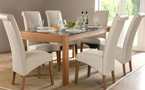 glass top round dining table with wood base glass and wood dining table top glass dining
