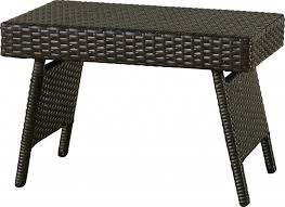 outdoor furniture side table circle wicker target patio tables