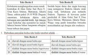 Soal ulangan bahasa jawa kelas 4 semester 1 k 13. Soal Dan Kunci Jawaban Pas Bahasa Indonesia Smp Kelas 8 Kurikulum 2013 Tahun Pelajaran 2019 2020 Didno76 Com