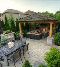 Backyard Pavilions Ideas  Home Outdoor DecorationPhotos Of Backyard Patios