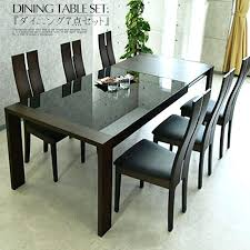 extendable dining room table and chairs dining tables sets dining set extendable dining table table set