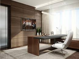 office designs ideas. medium size of office brown wood table white armchair dark flooring modern home designs ideas 0