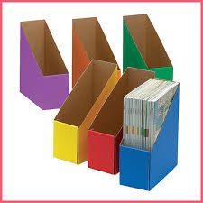 Cheap Cardboard Magazine Holders Delectable Corrugated Cardboard Magazine File Box