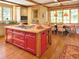 Plain Red Country Kitchens Photo Page Hgtv Kitchen Design Ideas In Inspiration