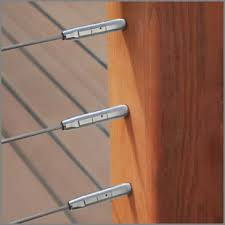 stainless steel cable railing hardware. Plain Cable Feeney Inc To Stainless Steel Cable Railing Hardware S