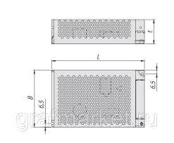 <b>Блок питания AC-230/DC-24V</b>, IP20, 100W: купить по низкой цене ...