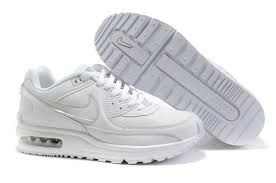 nike shoes white air max. mens air max ltd nike running trainers shoes all white