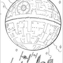 Small Picture Coloring Page Death Star Kids Drawing And Coloring Pages Marisa
