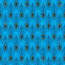 Peacock Pattern New Seamless Peacock Feather Pattern Royalty Free Cliparts Vectors And