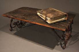 Marvelous Adorable Wrought Iron Wood Coffee Table With Diy Home Interior Ideas With  Wrought Iron Wood Coffee Table Design Ideas