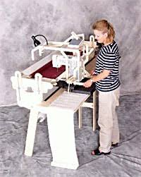 quilt frames; Grace Machine Quilter, Ulmer Quilter, Handi Quilter & Grace Machine Quilter Adamdwight.com